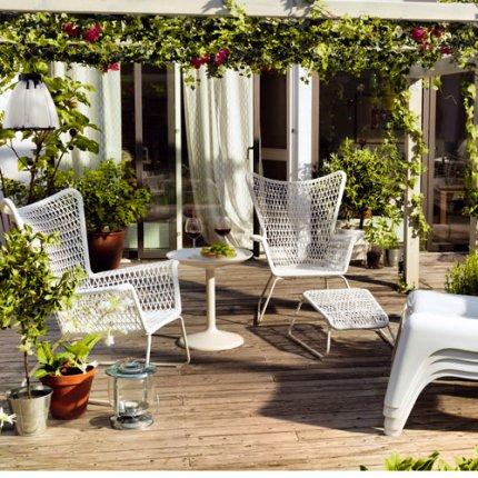 El sill n perfecto el blog de mis mas - Ikea salon de jardin ...